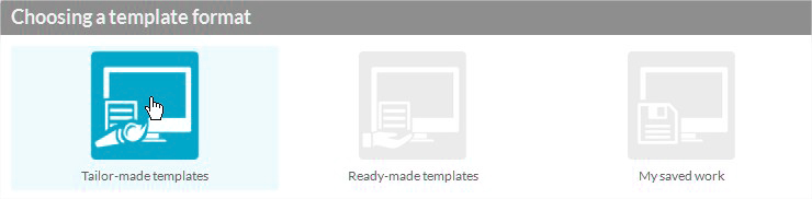 Create a Newsletter template from scratch